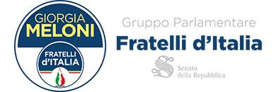 Senatori Fratelli D'Italia