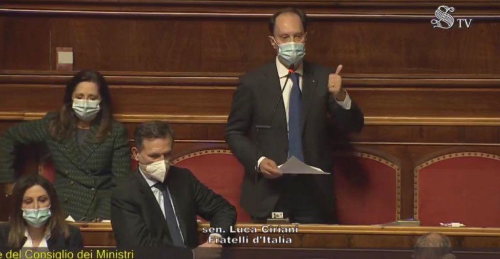 Dl Sostegni, via libera emendamento FdI su malattia Covid professionisti