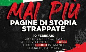 Foibe. Fratelli d'Italia continua la battaglia della destra per la verità