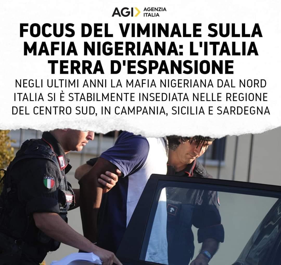 Dal Viminale report allarmante su mafia nigeriana conferma le denunce di FdI. Basta con il buonismo della sinistra