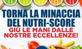 FdI continua la battaglia contro il Nutriscore per difendere il Made in Italy