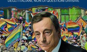 FdI lancia appello a Draghi: ddl Zan divisivo, Parlamento si occupi dei problemi degli italiani